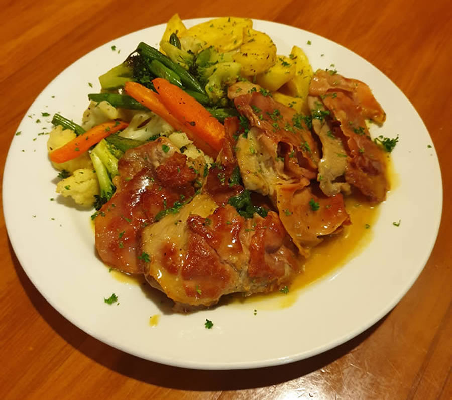 Veal Saltimbocca Alla Romana | www.imgkid.com - The Image ...